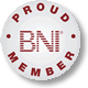 BNI Central Coast and South Central Valley Region Proud Member